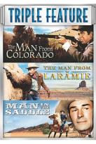 Man From Colorado/The Man From Laramie/The Man in the Saddle