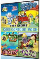 Kids Cartoon Pack