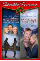 Most Wonderful Time of the Year/Moonlight and Mistletow