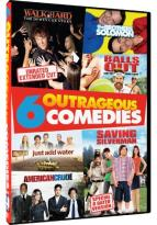Outrageous Comedies: 6 Movies