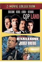 Cop Land/Judge Dredd