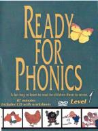 Ready for Phonics: Level 1