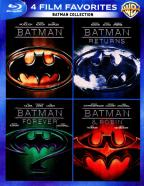 Batman Collection: 4 Film Favorites