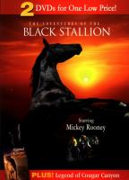 Adventures Of Black Stallion/Legend Of Cougar Canyon