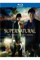Supernatural: The Complete First Season BRAY