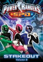 Power Rangers S.P.D. Vol. 2: Stakeout
