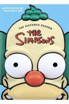 Simpsons - The Complete Eleventh Season