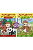 Curious George: Zoo Night/Goes Green!