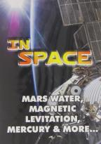 In Space: Mars Water, Magnetic Levitation, Mercury and More...