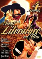Great Literature on Film - Four Movies on Two DVDs