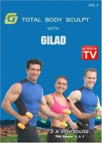 Gilad: Total Body Sculpt Workout 2