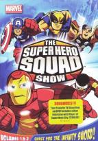 Super Hero Squad Show, Vols. 1 & 2