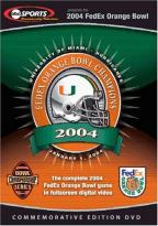 2004 FedEx Orange Bowl Game