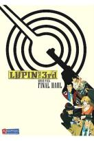 Lupin The 3rd Movie Pack - Final Haul