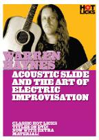 Warren Haynes - Electric Slide and the Art of Electric Improvisation