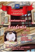 Great Chefs of Austria: Chef Meinrad Neunkirchner - Vienna Restaurant Academie