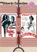 Drive-In Collection: The Vixens of Kung Fu/Oriental Blue