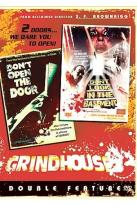 Grindhouse Double Feature - Don't Look in the Basement/ Don't Open the Door