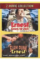 Ernest Goes To Jail/Slam Dunk Ernest