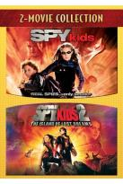 Spy Kids/Spy Kids 2: The Island of Lost Dreams