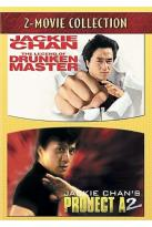 Legend Of Drunken Master/Jackie Chan's Project A 2
