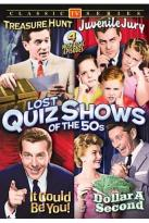 Lost Quiz Shows Of The 50s - Treasure Hunt/Juvenile Jury/Dollar a Second/It Could Ve You