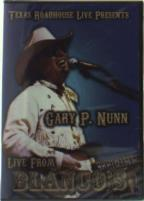 Texas Roadhouse Live Presents: Gary P. Nunn - Live from Blanco's