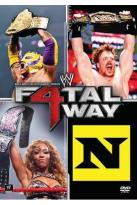 WWE: Fatal Four Way 2010