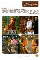 TCM Greatest Classic Films Collection: Shakespeare