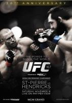 UFC 167: Georges St-Pierre vs. Hendricks