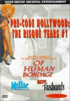 Pre-Code Hollywood: The Risque Years #1 - 3 Set