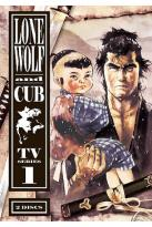 Lone Wolf & Cub TV Series - Vol. 1