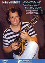 Mike Marshall: Mandolin Fundamentals, Vol. 1