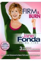 Jane Fonda: Prime Time - Firm &amp; Burn