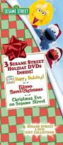 Sesame Street - Holiday 3-Pack