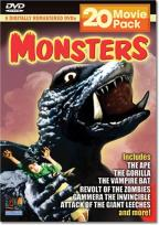 Monsters 20 Movie Pack (5 Disc)