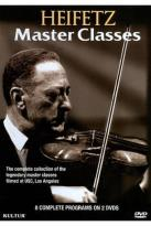 Heifetz Master Classes, The - Pt. 1 & 2