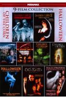 9-Film Children of the Corn/Halloween Collection