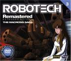Animini - Robotech Remastered: Vol. 3