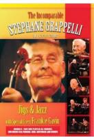 Stephane Grappelli: The Incomparable