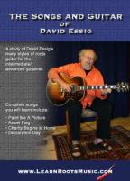Bluegrass and Country Blues Guitar with David Essig