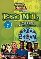 Standard Deviants - Basic Math Module 1: Integers and Addition
