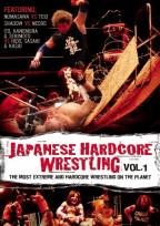 Japanese Hardcore Wrestling - Vol. 1