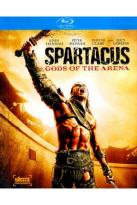 Spartacus - Gods of the Arena - The Complete Collection