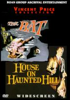 Horror Classics - The Bat/The House on Haunted Hill