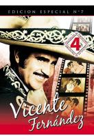 Vicente Fernandez - 4 - Pack Vol. 7