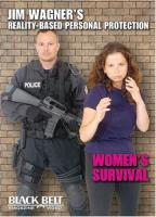 Jim Wagner's Reality-Based Personal Protection - Women's Survival