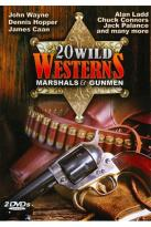 20 Wild Westerns: Marshals & Gunmen