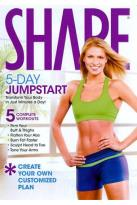 Shape: 5-Day Jumpstart