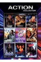 Action Collection: 8 Movie Pack, Vol. 1